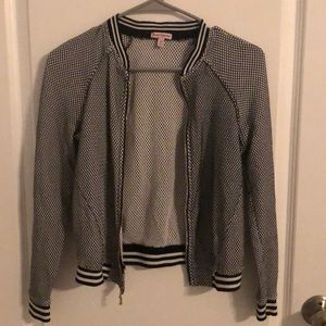 3/$20 Juicy Couture Bomber jacket